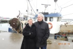 55 years experience of fishing, an honor to meet Sune!