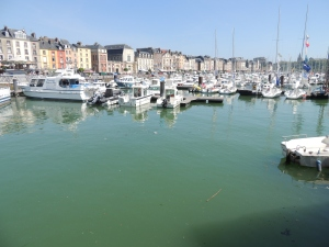 HW Dieppe Harbour