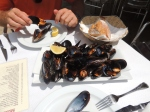 60 % of world production - Galician mussels are probably the best mussels in the world :-)