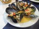 Mussels in Vinaigrette - a delicacy