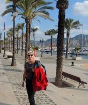 Cartagena seaside boulevard