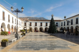 Plaza Mayor, Berja