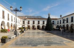 Plaza Mayor, Berja