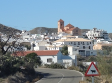 Village of Lucainena de las Torres.