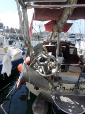 Attributes of a blue water sailing boat