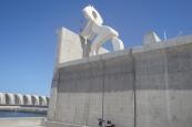 Breakwater Sculpture