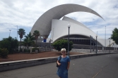 Auditorium / Concert Hall, Santa Cruz, Tenerife