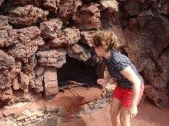 Volcanic BBQ