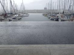 Torrential rain / Hällregn
