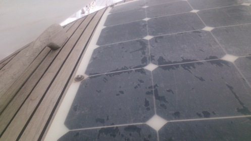 Solar panel problem