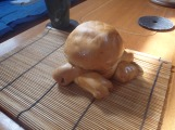 Christmas (Turtle) Bread