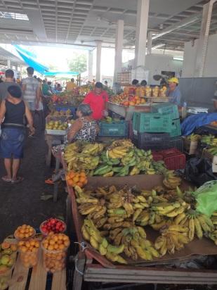 Cabedelo market