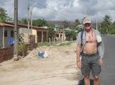 Hike along the Fort Vela streets