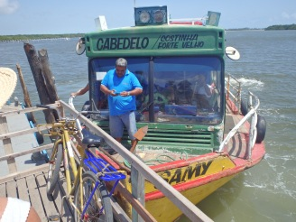 Cabedelo Ferry