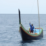Aceh fisherman