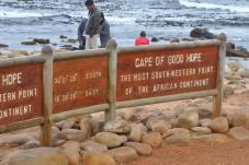 Godahopps udden (Cape of good hope)