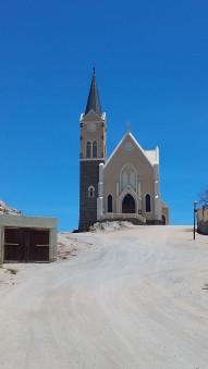 Felzen Kirche