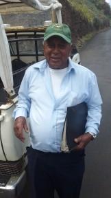 Robert, 83 årig tourguide