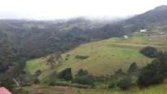 Inre delen av St Helena